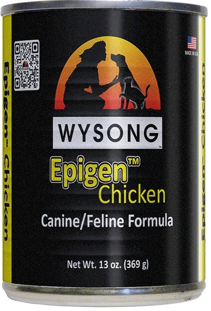 Wysong Epigen Chicken Formula Canned Dog and Cat Food