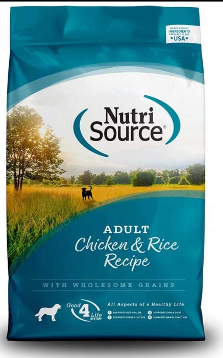 Nutrisource Adult Chicken and Rice