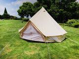 Cotton Canvas Bell Family Tent
