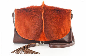 The Mavorneen Clutch In Orange