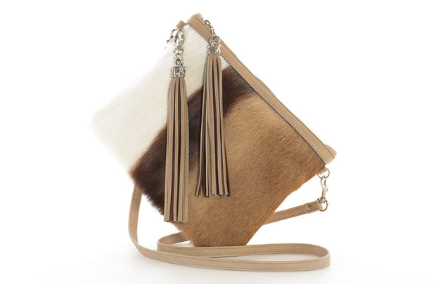 The Day Sling In Natural Springbok / Sand - Matsidiso International