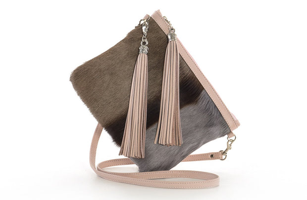 The Day Sling In Springbok / Ballet Pink - Matsidiso International