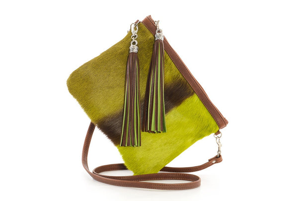 The Day Sling In Springbok / Lime - Matsidiso International