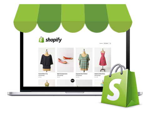 why shopify ?