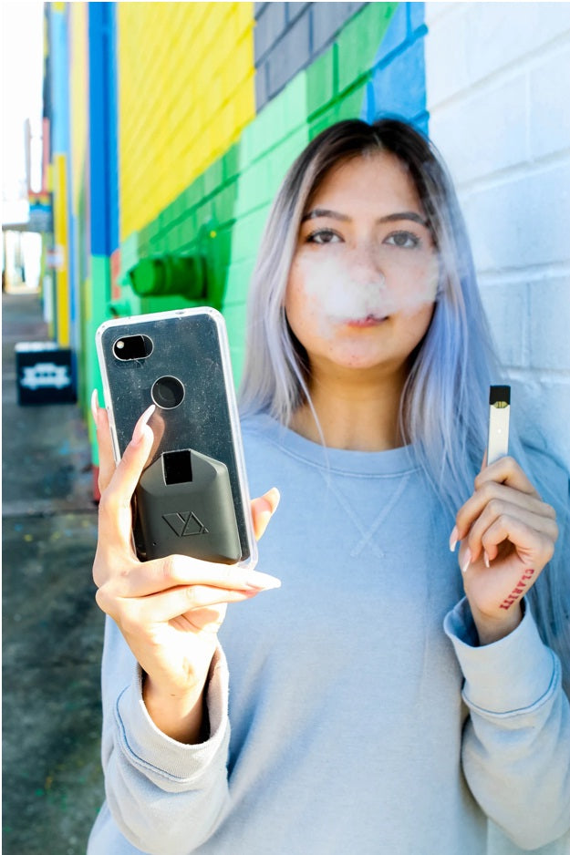 The VQ Volt: A Juul Phone Charger That Changes the Vape Game