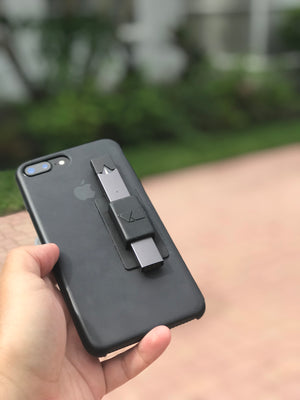 VQ Lite | Cellphone Vape Holder Compatible with JUUL