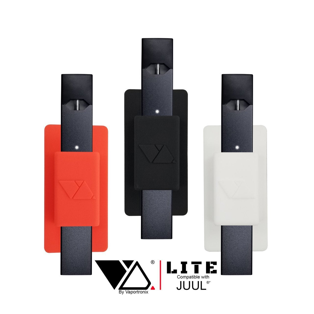 VQ Lite | Holder Compatible with JUUL-White - juul holder - VQ Compatible Pods