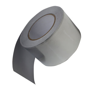 "Aluminum Foil Adhesive Tape - 3"" x 55yds ( 25mm x 50m) Silver - Ship From USA, Aluminum Foil Adhesive Tape- Tapes Master"