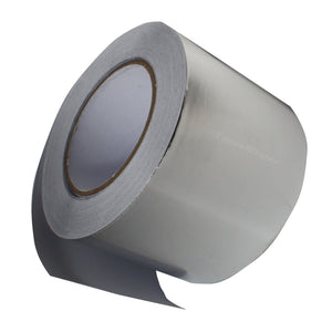 "Aluminum Foil Adhesive Tape - 4"" x 55yds ( 25mm x 50m) Silver - Ship From USA, Aluminum Foil Adhesive Tape- Tapes Master"