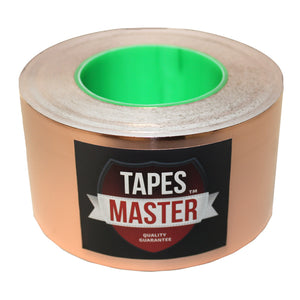 "3"" x 55 yds - 1 Mil Copper Foil EMI Shielding Conductive Adhesive Tape, Copper Foil Tapes- Tapes Master"