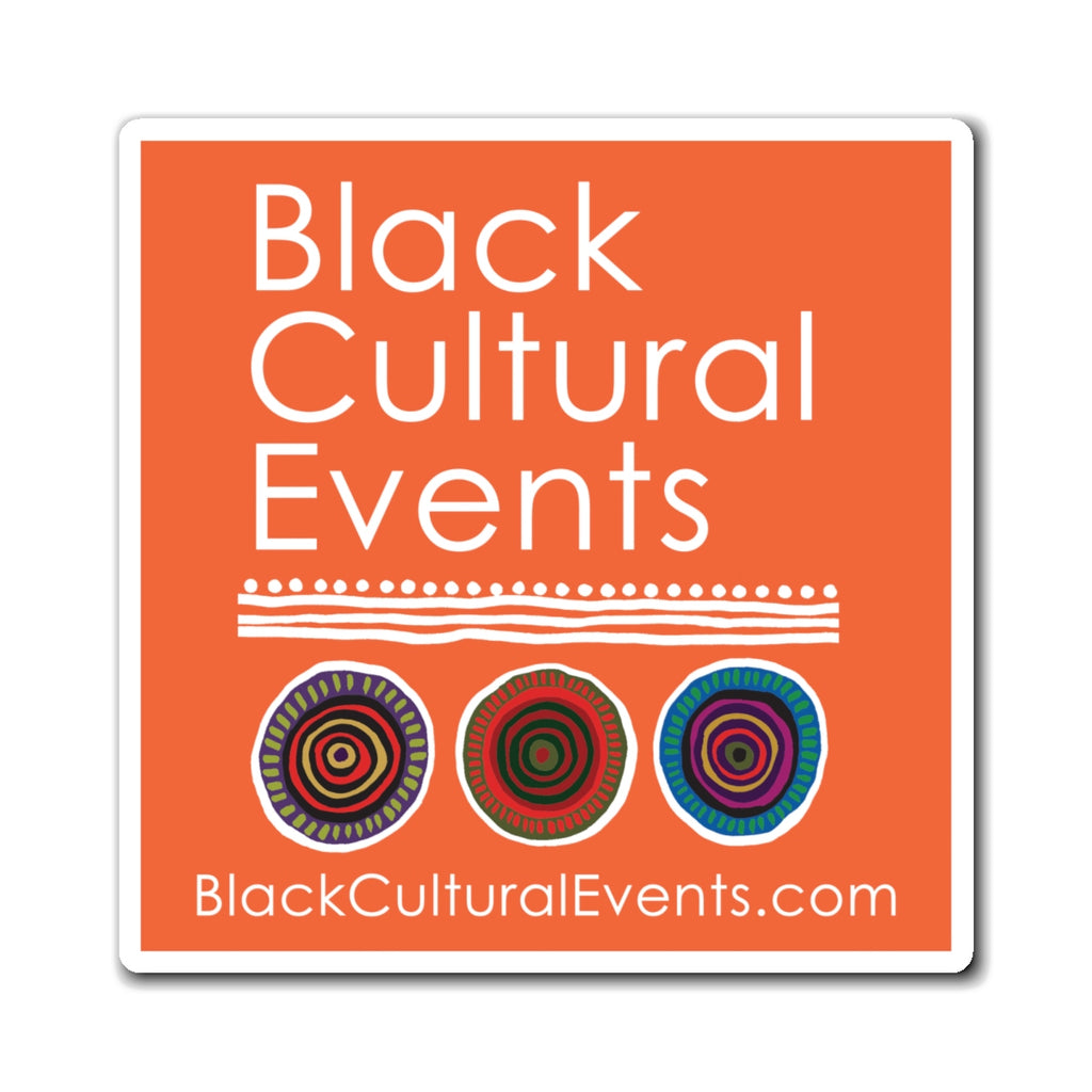 Black Cultural Events Magnets