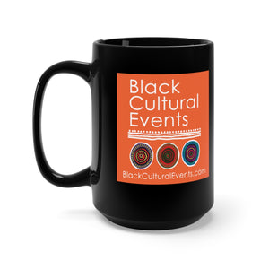 Black Cultural Events 15oz Mug