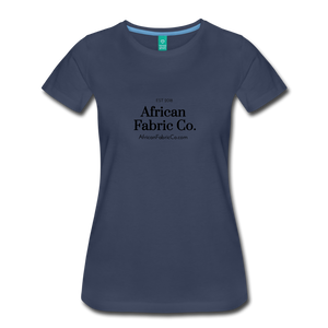 Women's Premium T-Shirt - navy