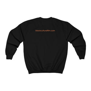 Black Cultural Film Unisex Heavy Blend™ Crewneck Sweatshirt