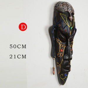 Original African Masks Art Decoration