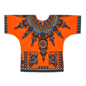Dashiki 100% Cotton African Traditional Print Dashiki Clothing  Men/Women