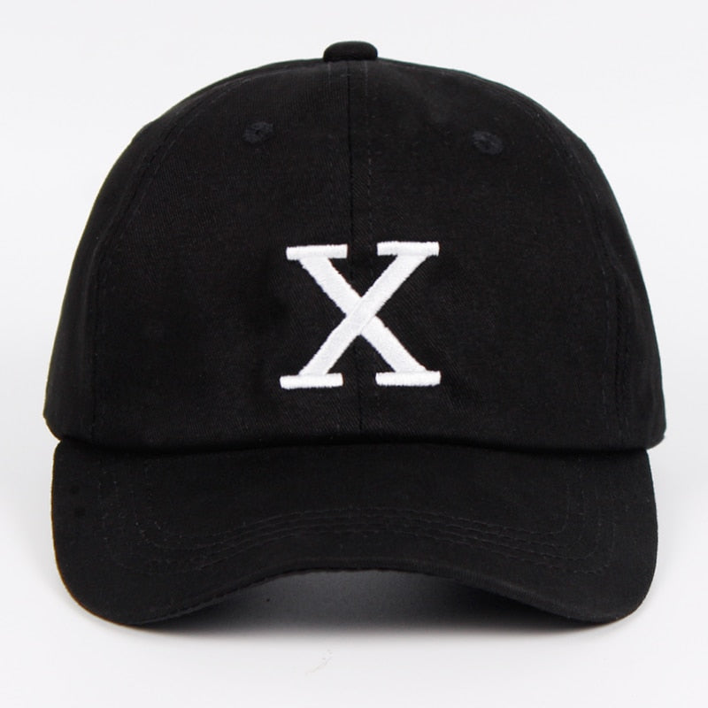 Unstructured Malcolm X Baseball Cap