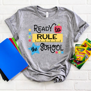 Ready To Rule the School - Back to School