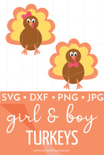 Boy & Girl Turkey