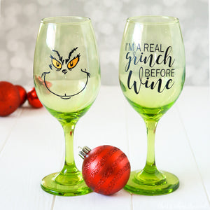 Grinch Before Wine