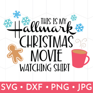 This is My Hallmark Christmas Movie Watching Bundle
