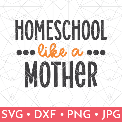 Homeschool Like a Mother