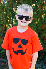 Jack-o-Lantern with Sunglasses