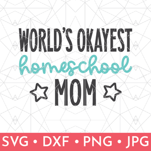 World's Okayest Homeschool Mom
