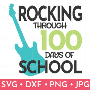 Rocking Through 100 Days of School