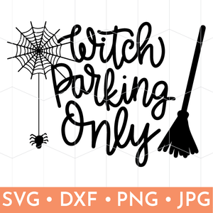 Witch Parking Only