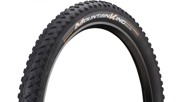 Zložljiv plašč CONTINENTAL Mountain King III Protection Apex 27.5