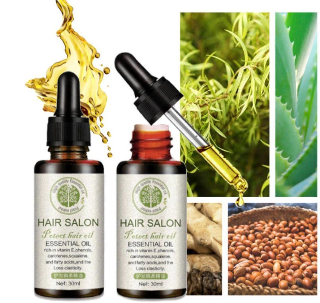 All-Natural Hair Regrowth Oil - UP TO 70% OFF LAST DAY PROMOTION!