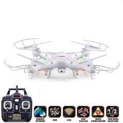 SYMA X5C 6-Axis Remote Control Helicopter - HOBBYWORLDSTORE