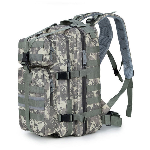 35L Military Tactical Backpack Oxford 3P Bags - HOBBYWORLDSTORE
