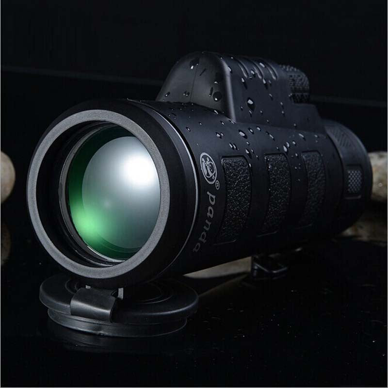 Brand HandHeld 35x50 Adjustable Monocular Telescope Hunting Camping#