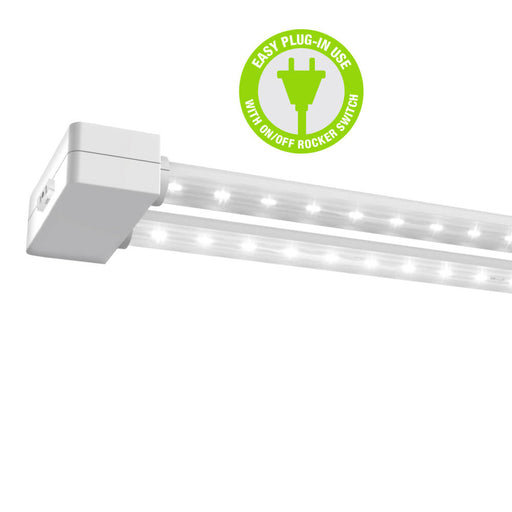 Dual 2' LED Grow Light -FEIT