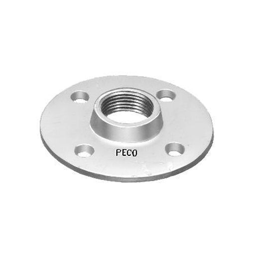 Plates, flange (4 to a pkg)