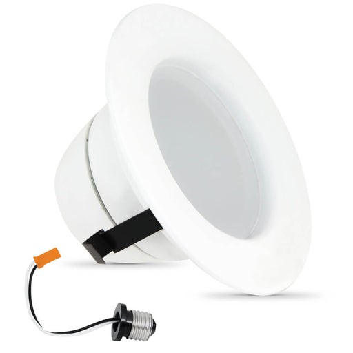"4"" Recessed Retrofit Kit, 50W Equiv. -FEIT"