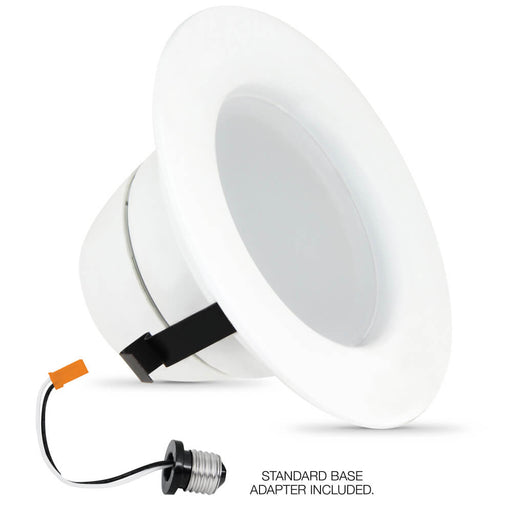 "4"" 9.5W Recessed Retrofit Kit -FEIT"