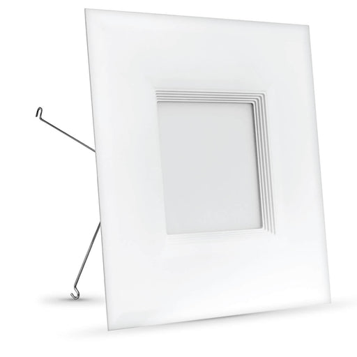 "6"" Square Recessed Retrofit Kit -FEIT"