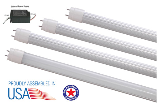 T8 LED tube - UL type C (External Driver) -Patriot LED