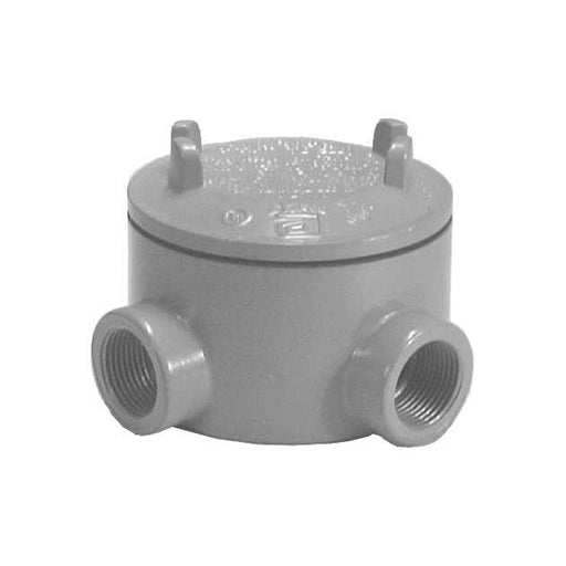 Outlet box, explosion proof, type L