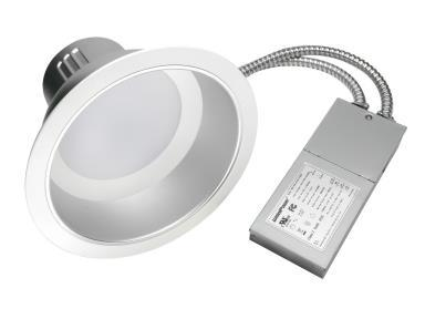 Commercial Recessed Retrofit Downlight