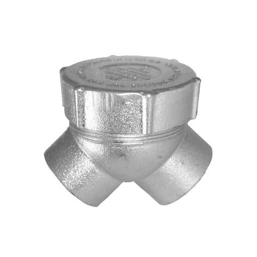Ells, explosion proof, capped (5 to a pkg)