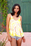 Lemon Love You - Strap Top