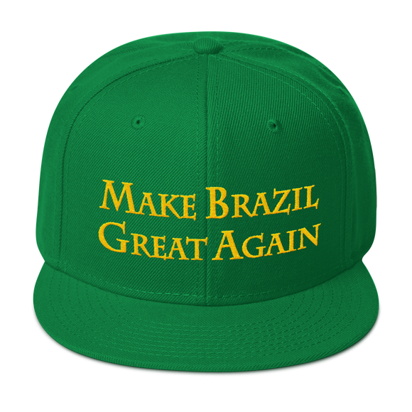 MAKE BRAZIL GREAT AGAIN