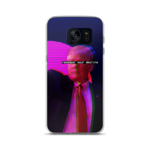 TRUMP YOUR DESTINY SAMSUNG CASE