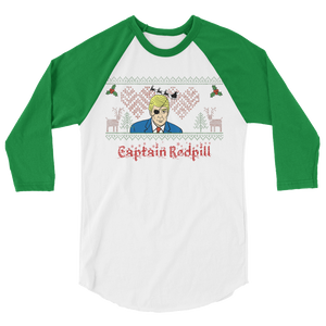 CAPTAIN REDPILL CHRISTMAS SHIRT