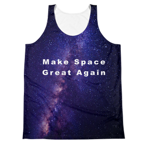 MAKE SPACE GREAT AGAIN 2 – FRONT & BACK