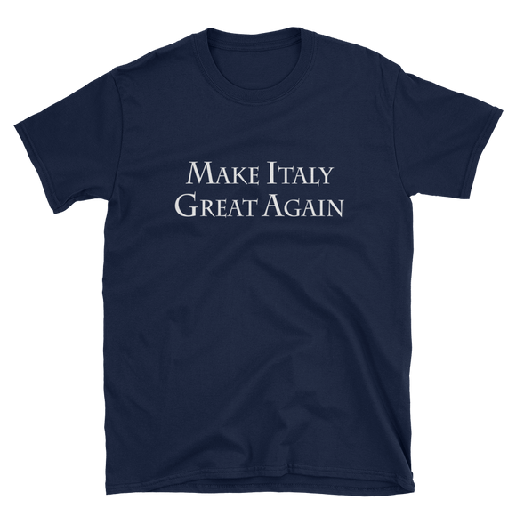 MAKE ITALY GREAT AGAIN SHIRT